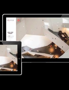 Homepage-Design